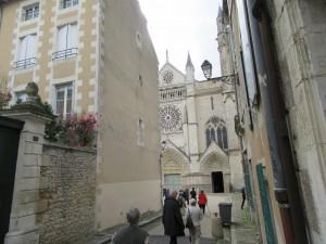 En route vers la Cathédrale