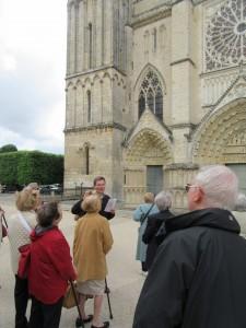 La Cathédrale Poitiers