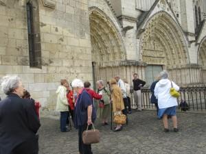 La Cathédrale, Poitiers